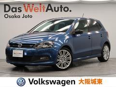 VW ポロブルーGT 希少グレード・専用スポーツサスペンション