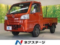ハイゼットトラックスタンダード 農用スペシャル 4WD 5MT 純正CD