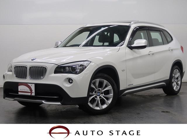 BMW xDrive 25i ハイラインパッケージ サンルーフ 黒革