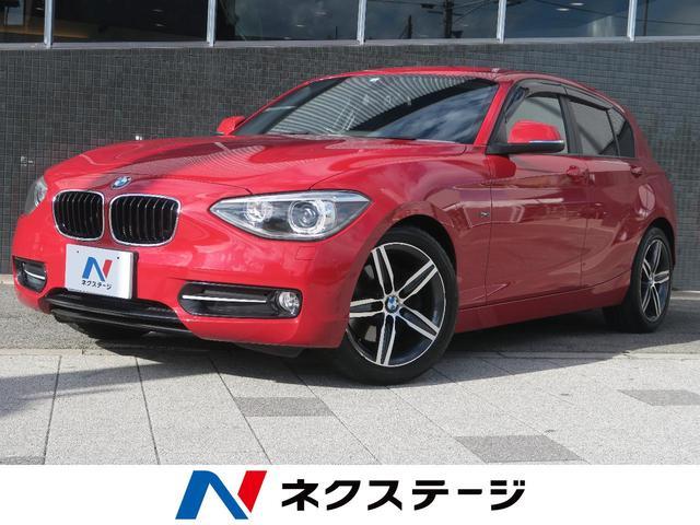 BMW 116i スポーツ 純正HDDナビ バックカメラ ETC