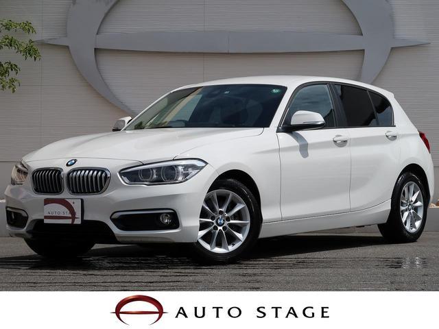 BMW 118i スタイル 純正HDDナビ 衝突軽減装置 キセノン