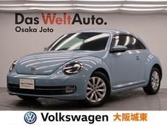 VW ザ・ビートルデザイン HIDライト・ナビ付・ETC・HID・クルコン