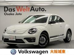 VW ザ・ビートルデザイン 純正ナビ・OPアルミ・OPデカール・Bモニター