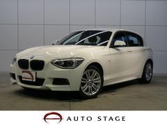 BMW116i Mスポーツ HDDナビ Bカメラ HIDヘッド