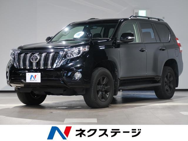 トヨタ TX Lパッケージ 革シート SDナビ 7人乗り ディーゼル