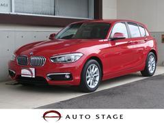 BMW118i スタイル パーキングサポートPKG 純ナビ LED
