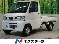 NT100クリッパートラックSD 5MT・ヘッドライトレベライザー・ドアバイザー