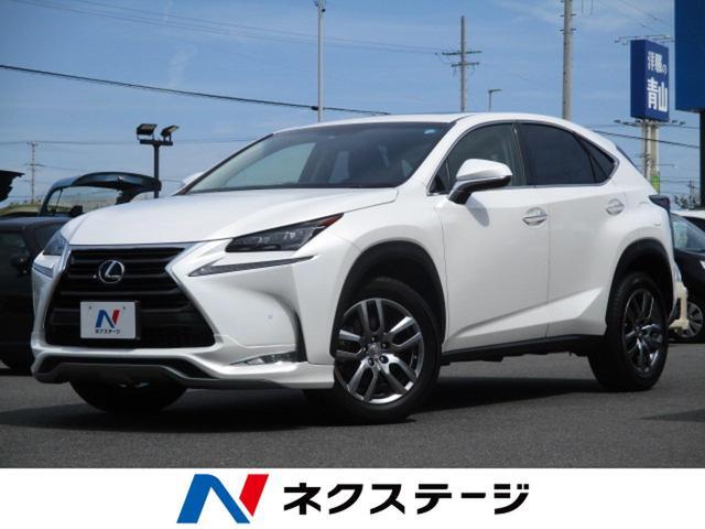 レクサス NX200t Iパッケージ 純正ナビ ムーンルーフ
