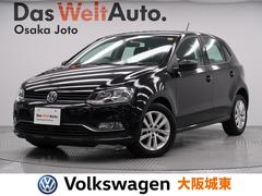 VW ポロTSIコンフォートライン ナビ・自動ブレーキ・Bカメラ