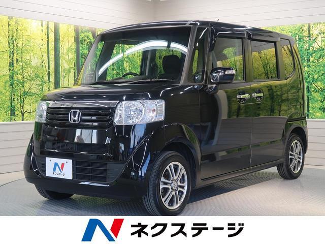 ホンダ G特別仕様車ターボSSパッケージ 両側パワスラ 純正SDナビ
