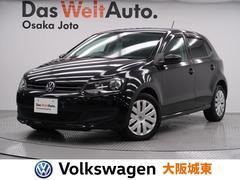 VW ポロTSIコンフォートライン 認定中古車・純正ナビ