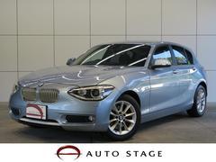 BMW116i スタイル 半革 HDDナビ フルセグ バックカメラ