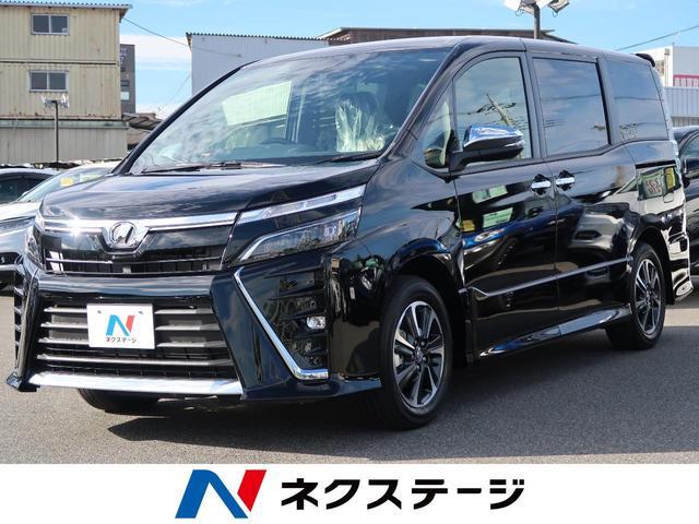 トヨタ ZS 煌 新車未登録 セーフティセンスC 両側電動ドア 7人