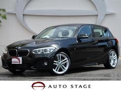 BMW118d Mスポーツ 純正HDDナビ LEDヘッド 衝突軽減