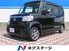 N BOXG特別仕様車ターボSSパッケージ 社外フルセグナビ