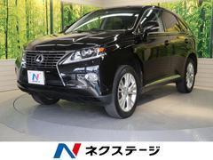 RXRX270 純正HDDナビ 黒革シート ワンオーナー 禁煙車