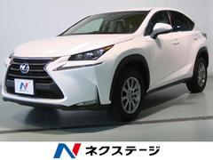 NXNX200t Iパッケージ 黒革シート 純正SDナビ