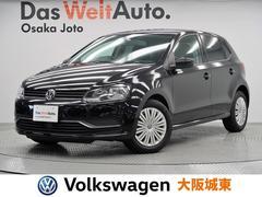 VW ポロTSIトレンドライン Bモニター・スマホ連動ナビ・1オーナー