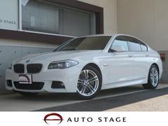 BMW523i Mスポーツパッケージ MスポーツPKG 純正ナビ