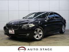BMW528i 黒革 HDDナビ バックカメラ ETC HID