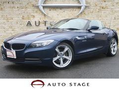 BMW Z4sDrive23iハイラインPKG 純正OP18AW 黒革
