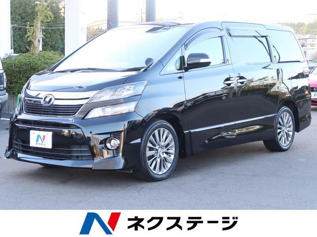 トヨタ 2.4Z ゴールデンアイズ BIG-X9型ナビ サンルーフ