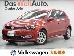 VW ポロTSIコンフォートラインアップグレードパッケージ ACC