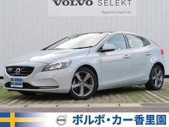ボルボ V40T4 SE 認定 1オーナー 純正ナビ/リアビュー 13y