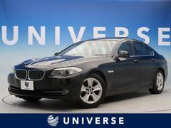 BMW528i サンルーフ 黒革 ベンチレーション シートヒーター