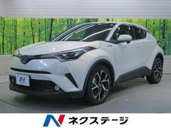 C−HRG トヨタセーフティーセンス ハーフレザーシート