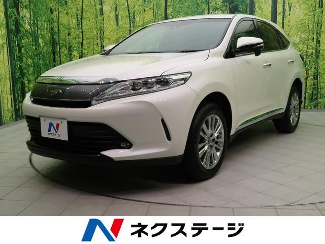 トヨタ プレミアム 新車 レーダークルコン ハーフレザー LED