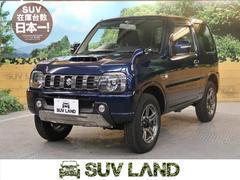ジムニーランドベンチャー 4WD 5MT 社外SDナビ 1オーナー