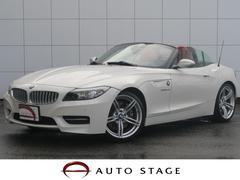 BMW Z4sDrive35is 左H 赤革シート 純正19AW 買取車