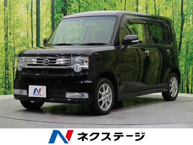 ダイハツ カスタム G 純正SDフルセグナビ 4WD