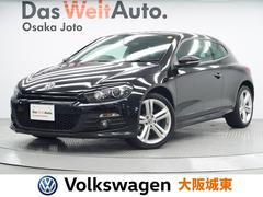 VW シロッコRライン 専用インテリア/エクステリア・SDナビ
