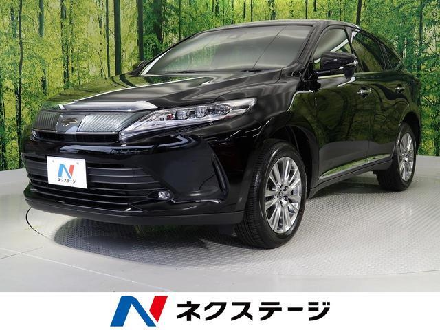 トヨタ プレミアム 新車未登録車 セーフティセンス LEDヘッド