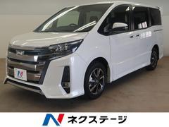 ノアSi ダブルバイビー 新車未登録 セーフティセンス クルコン