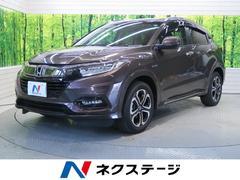 ヴェゼルハイブリッドZ・ホンダセンシング 純正SDナビ フルセグTV