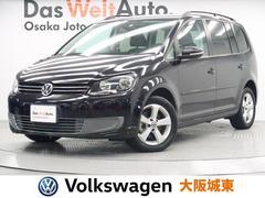 VW ゴルフトゥーランTSI コンフォートライン ワンオーナー・ナビ・HIDヘッド