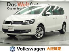 VW シャランTSI ハイライン ACC・SDナビ・Bカメラ・HIDライト