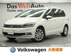 VW ゴルフトゥーランTSI ハイライン 純正ナビ・ACC・Bカメラ・ルーフレール