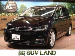 VW ゴルフトゥーランTSI コンフォートライン 純正SDナビ フルセグ