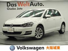 VW ゴルフTSIコンフォートライン HIDライトPKG・純正ナビPKG