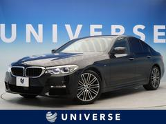 BMW523d Mスポーツ 360度カメラ ACC 純正HDDナビ