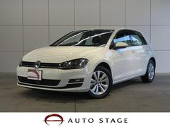 VW ゴルフTSIコンフォートラインブルーモーションテクノロジー ACC