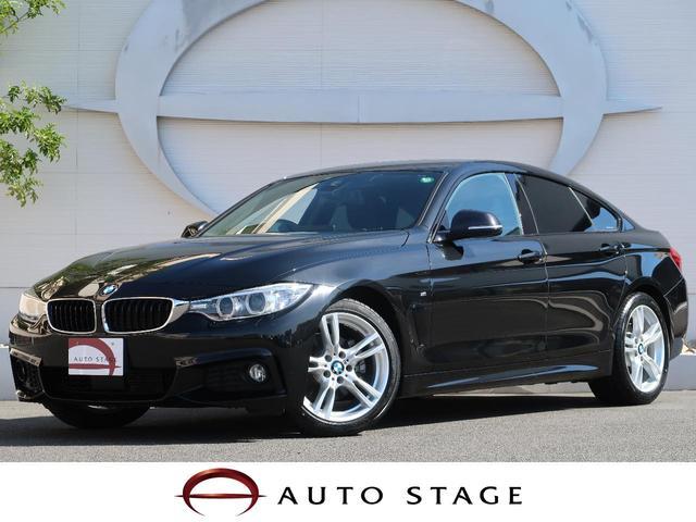 BMW 420iグランクーペ Mスポーツ フルセグ インテリセーフ