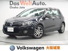 VW ゴルフTSIコンフォートライン ポータブルナビ・16インチAW