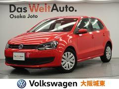 VW ポロTSIコンフォートライン ワンオーナー・純正オーディオ