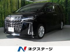 アルファード2.5S 新車未登録 セーフティセンス 両側電動ドア