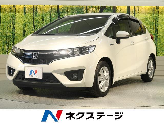 ホンダ ハイブリッド・特別仕様車Fパッケージ コンフォート 社外ナビ